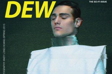 DEW #8 Sci-Fi