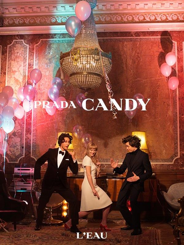 Prada Candy L'Eau Film