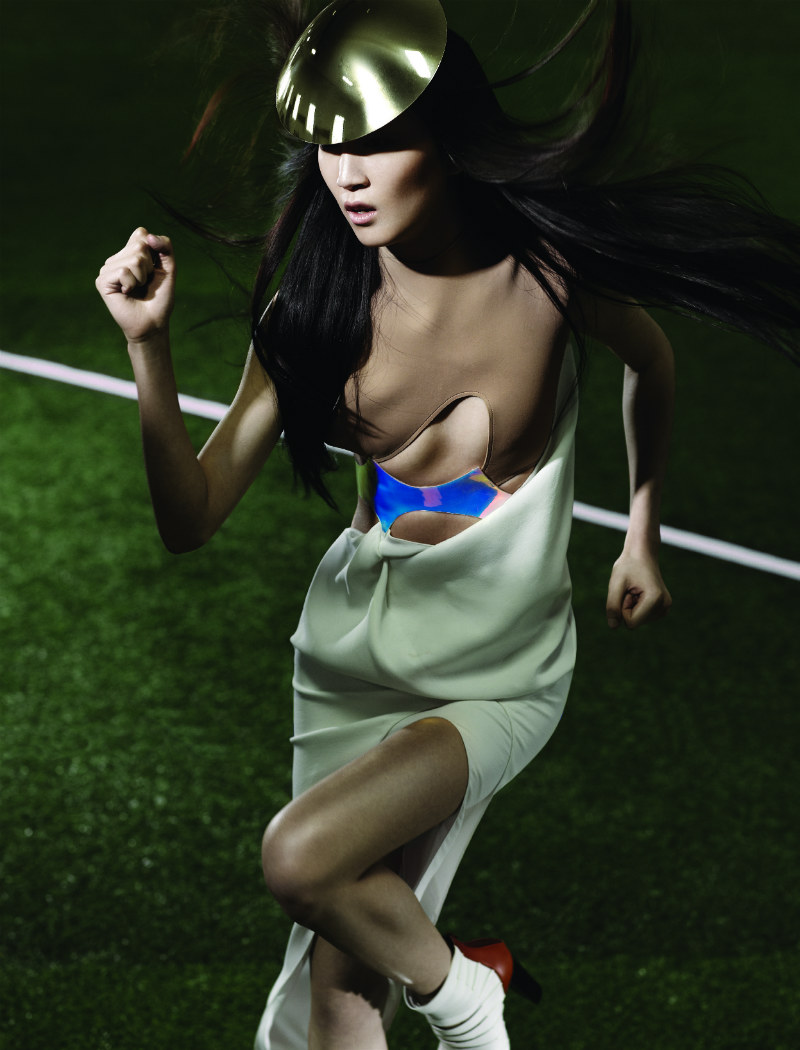 Mugler Spring 2012 RTW, Fashion August 2012. Photography Moo King.