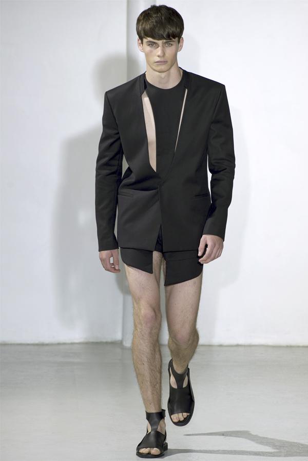 Mugler 2013 Menswear