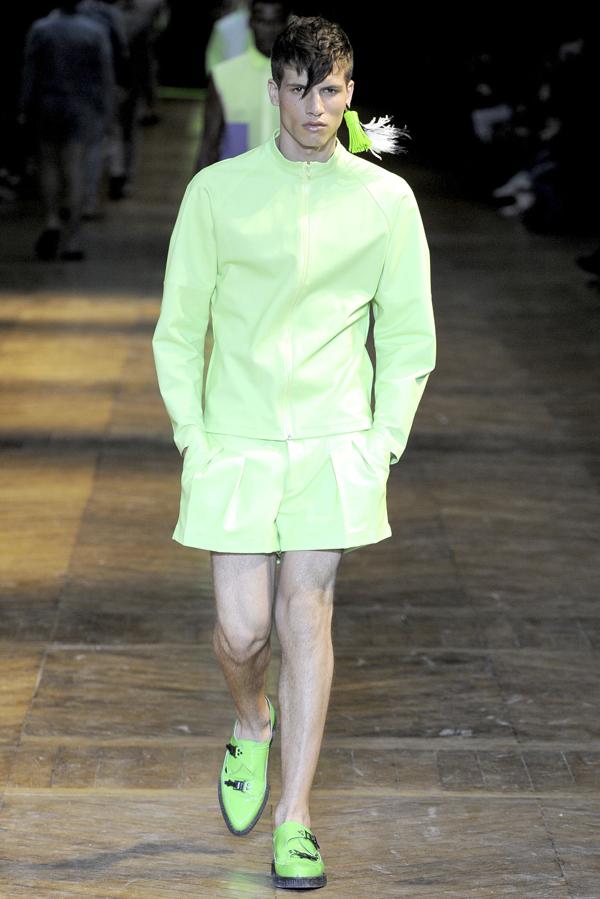Mugler Spring 2012 Menswear