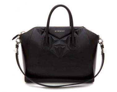 Givenchy Antigona 3D Black feature