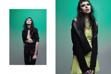 DEW Magazine Helene by Vicky Tanzil
