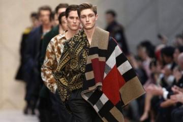 Burberry Fall 2014 Menswear