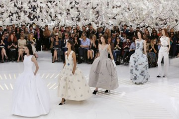 Christian Dior Fall 2014 Haute Couture, Paris
