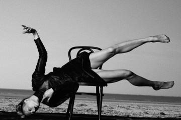 Peter Lindbergh Solo Exhibition Kristen McMenamy