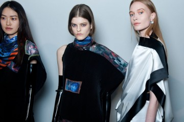 Thomas Tait Fall 2015 Womenswear