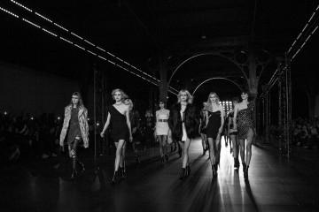 Saint Laurent Fall 2015 Womenswear