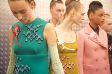 Prada Fall 2015 Womenswear