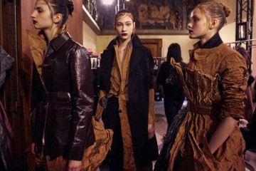 Yang Li Fall 2015 Womenswear