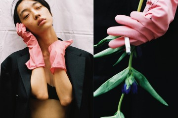 The Motions by Ko-ta Shouji for DEW Magazine
