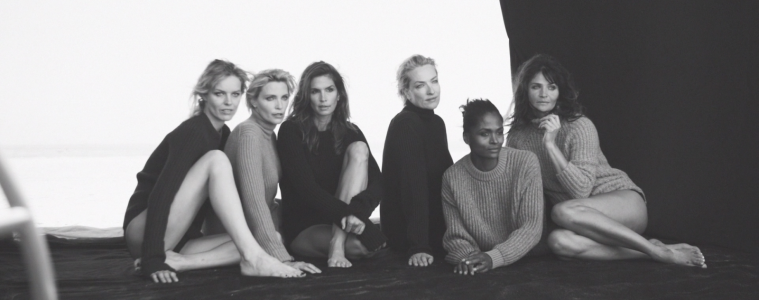 The Reunion by Peter Lindbergh
