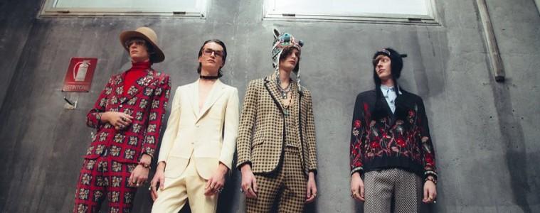 Gucci Fall 2016 Menswear