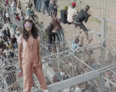"""M.I.A. Boldly March The Journey of Refugee In Her New Video """"Borders"""""""