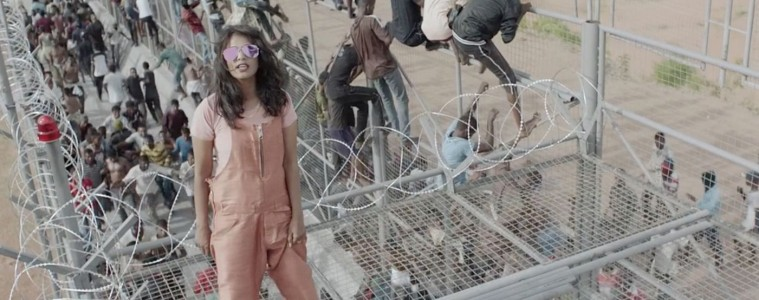 "M.I.A. Boldly March The Journey of Refugee In Her New Video ""Borders"""