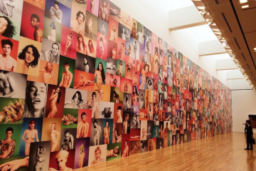 Ryan McGinley's Body Loud Exhibition