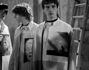 Raf Simons Spring 2017 Menswear