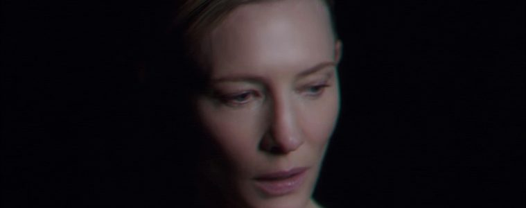 Cate Blanchett's Face Morphs in Massive Attack's New 'The Spoils' Video