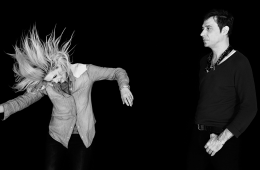 The Kills Hit an Amusement Park in 'Impossible Tracks' Video