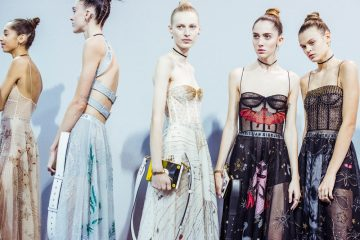 5 New Things You Should Know at Dior Spring 2017 RTW