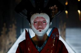 Ghost in the Shell First Full Trailer Released