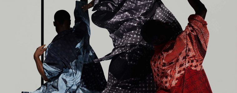Issey Miyake Homme Plissé AW16 Capsule Collection Features Japanese Erotic Art