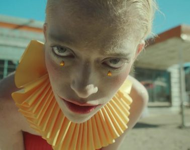Stella McCartney Debuts a Creepy New Fashion Film