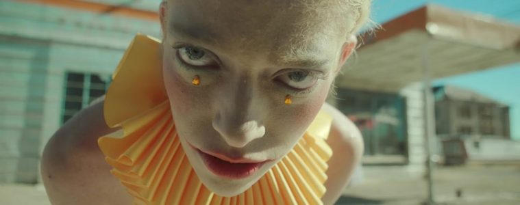 Stella McCartney Debuts a Creepy New Fashion Film