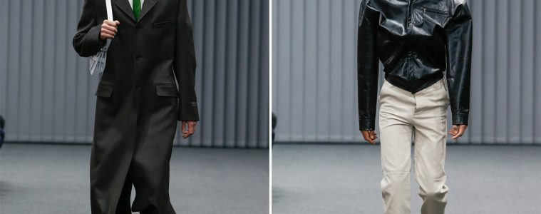 Balenciaga Fall 2017 Menswear