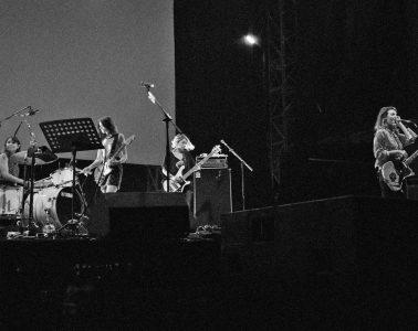 Warpaint Heads Up Jakarta Tour