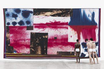 Raf Simons Celebrates Art in His First Calvin Klein Campaign