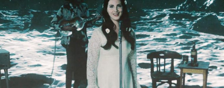 Lana Del Rey's New 'Love' Video Takes Us Into Outer Space