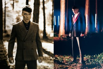 "Cillian Murphy Stars in Stella McCartney's Menswear Film ""Black Park"""
