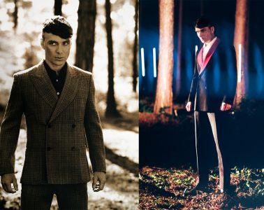 """Cillian Murphy Stars in Stella McCartney's Menswear Film """"Black Park"""""""