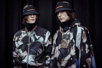 Editor's Pick: Dior Homme x Dan Witz Fall/Winter 2017