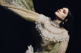 Soko Dazzles in the Skin of Loïe Fuller for 'The Dancer'