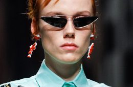 Micro-Shades Made Trends, Defeating The Purpose of Sunglasses