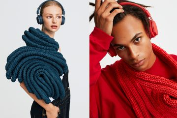 Sandra Backlund x Urbanears: Bring Statement Through Earphone Cords