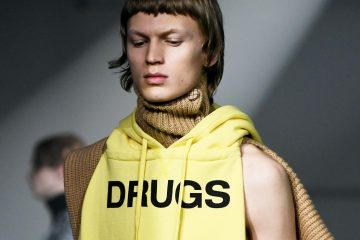 Raf Simons And His Drug-Related References for Fall/Winter 2018