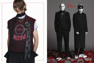 Dior Homme Brings Old-School Charm Through the Summer 2018 Campaign