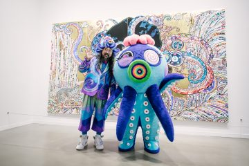 Takashi Murakami's Retrospective Work Take Over Vancouver