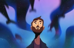 James Vincent McMorrow Releases Beautiful Short Animation for 'National'