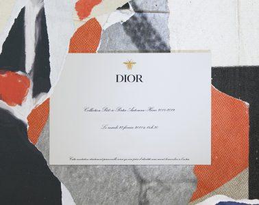 Christian Dior Fall 2018 RTW Live Stream