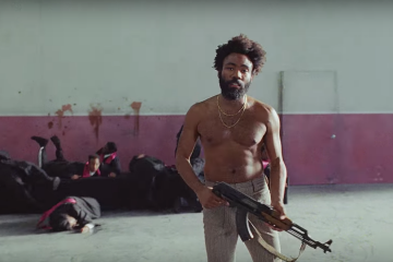 Childish Gambino Shook The World With His New Music Video, This Is America