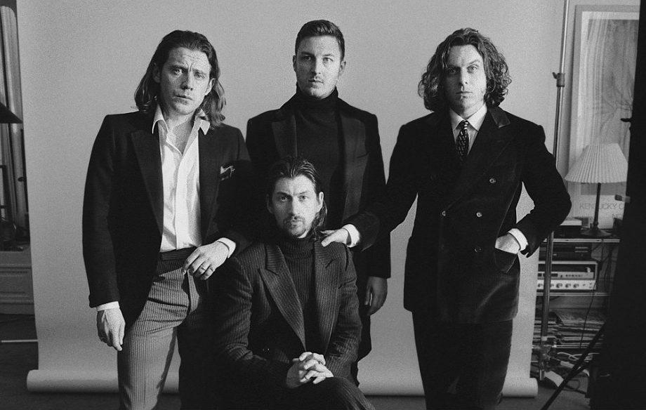 Incoming: Arctic Monkeys 'Tranquility Base Hotel + Casino'