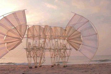 When Art Meets Science: Theo Jansen x NASA