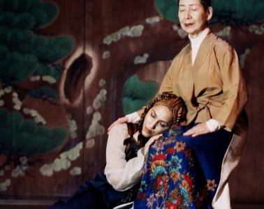 Midori Takada and Lafawndah Joins Forces for Kenzo's Latest Art Video