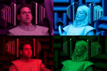 To Binge Netflix' Maniac with Jonah Hill and Emma Stone