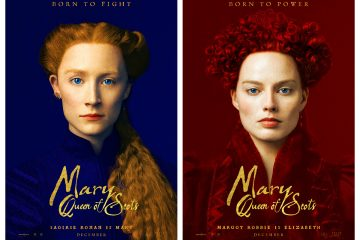Mary Queen of Scots false portrayal in the new movie says historian