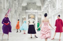 Christian Dior's Exhibition To Arrive In the UK